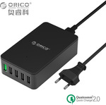 Orico 5 Port Quick Charge 2.0 40W USB Charger (QSE-5U) $16.25 USD (~ $21 AUD) Delivered @ Orico Direct at AliExpress
