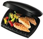 George Foreman Family Grill 1500W GR18870AU $37.60 Click & Collect @ The Good Guys eBay