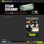 [PC] FREE Steam Key - Distraint (94% Postive; Trading Cards) - Bundlestars (5 Actions Required)
