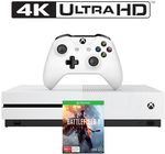 Xbox One S 500GB Console with Either Minecraft or Battlefield 1 $279 @ Target
