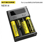 NITECORE 'new' I4 Smart Battery Charger AU $23.50 Delivered @Zapals