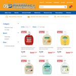 Aspirin 100mg 112 Tablets $0.99, Palmolive Hand Wash 250ml or Sorbent Tissues 224pk $1 @ Good Price Pharmacy [In-store Only]