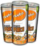 30% off Nexba Real Ice Tea - 12 Pack for $17.50, 24 Pack for $28.56 ($8.75 Shipping) @ Nexba