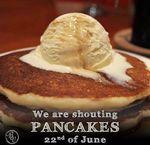 Free Pancakes Today (22/6) at Bay Vista Dessert Bar & Cafe (NSW)