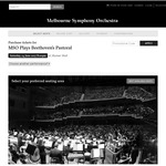 [Vic] $9 Melbourne Symphony Orchestra - Beethoven's Pastoral Tickets