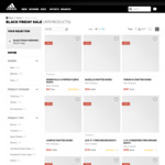 adidas Black Friday 30% off Sale + Free Sitewide Shipping with Coupon