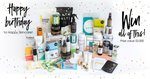 Win 1 of 3 Natural and Vegan Skincare/Clothing/Health Food Prize Packs Worth Up to $1,000 from Happy Skincare