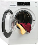 The Good Guys: Whirlpool 8.5kg Front Loader Washing Machine (FSCR10420) $637.60 + Delivery