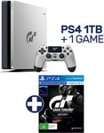 New-Look PlayStation 4 1TB GT Sport Limited Edition Console + 1 Game - $414.50 Delivered (Was $549) @ EB Games eBay