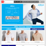 Uniqlo Airism Boxer Briefs for $9.90 (Was $14.90) - Free Shipping for Order above $50