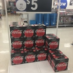 [SA] Coke Zero 24 375ml Can Pack $5 @ Big W, Marion
