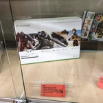 Xbox One S 1TB with 2 Game Tokens (Assassins Creed Origin + Rainbow Six Siege) $279 @ ALDI