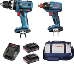 Bosch Professional 18V 2 Piece Core Brushless Combo Kit $299 at Bunnings (Usually $399)