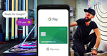 Google Pay: $10 Google Play Referral Credit after 1st Purchase, & Another $10 Google Play Credit after Using 5 Times (New Users)
