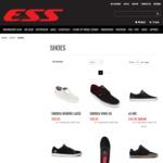 Half Price Trainers - ES, Lakai, Etnies $42.48-$59.98 @ ESS BOARD STORE