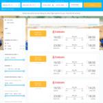 New York, Return from Sydney $1,064, Brisbane $1,058 via Air Canada (October-November)