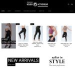 EOFY Sale: 40-50% off Leggings & Sports Bras @ Noubix Activewear