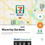 [VIC] Supreme+ 98 Fuel 132.9c Per Litre @ 7-Eleven, Waverley Gardens