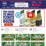 2000 Flybuys Bonus Points with $99 Spend @ First Choice Liquor