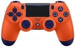 [Pre-Order] PS4 Dualshock 4 Wireless Controller: Sunset Orange $59.95 Delivered @ City of Games