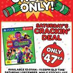 [PS4/XB1/Switch] LEGO DC Super Villains $47 @ EB Games
