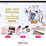 40% off Sitewide Including Sale Items + Free Shipping No Min Order @ Australis
