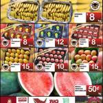 [VIC] Whole Seedless Watermelon 50c/kg, Banana Box 15kg $8, Mango Tray $15 + More @ Big Watermelon [Wantirna South]