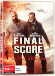 Win 1 of 5 - Final Score DVDs with Femail.com.au