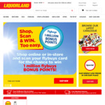 1,000 Bonus Flybuys Points with Click & Collect @ Liquorland