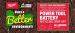 [VIC] Get $50 off a Milwaukee Purchase if You Bring in an Old Lithium Battery @ Total Tools