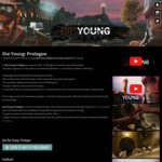 [PC] FREE DRM-free download - Die Young: Prologue - Indiegala