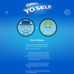 Oreo Yourself: Free Cookie from Oreo