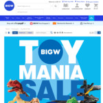 [Switch] Zelda BOTW $69, Mario Kart 8 Deluxe, New Super Mario Bros. U Deluxe, Mario Party, Mario Odyssey $62 Each @ Big W