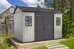 Keter Oakland 1175 Garden Shed $2599 3.5m X 2.3m + Free Matching Waste Bin (Free Delivery to Most of Australia) @ Landera