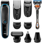 Braun 9-in-1 Trimmer Kit with Free Gillette Fusion ProGlide Razor $49 + $9.95 Delivery ($0 with $100 Spend / C&C*) @ Shaver Shop