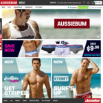 Get a Free Pair of aussieBum Undies with Your Next Order (Min Spend $40) @ Aussie Bum