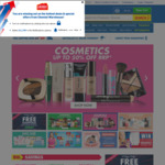 Free Shipping on Everything at Chemist Warehouse