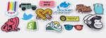 "Custom 3"" X 3"" Die Cut Stickers 10 for AU $1.97 (Was $28) Delivered @ Stickermule"
