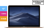 Apple 12-Inch MacBook 512GB MRQP2X/A $1377 + Shipping ($0 with Club Catch) @ Catch