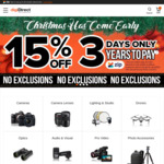 15% off Storewide (No Exclusions) @ digiDIRECT