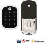 Yale Smart Lock + M1 Apple Homekit Module YRD256-Im1-SC $339.15 (15% off w/ Coupon Code) + Free Shipping @ Lectory.com.au