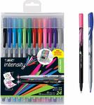 32% off Fashion Fineliners 24 Pack Fine and Medium $11.79 (Was $17.33) + Delivery ($0 with Prime / $39 Spend) @ Amazon Australia
