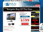 """MLN Bargain Buy of The Day - Samsung BX2450 Full HD 24"""" LED Monitor $199 @ MLN Online or Instore"""