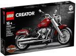 LEGO 10269 Harley-Davidson Fat Boy $129 (Was $160) | 10265 Ford Mustang $149 (Was $200) @ Myer