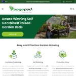 10% off at Vegepod Australia
