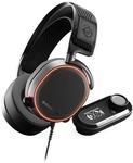 [Pre Order] SteelSeries Arctis Pro Gaming Headset + DAC $289 + Shipping (Grey Import) @ Kogan