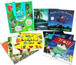 Julia Donaldson 10 Book Collection + Bag Story Collection $26.99 Delivered @ The Reading Nook