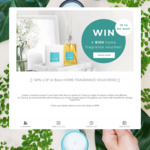 Win 1 of 10 $100 Fragrance Vouchers from Cloud 9 Fragrances