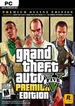 [PC] Grand Theft Auto V 5 (GTA 5): Premium Online Edition - A$13.99 @ CD Keys