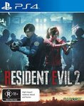 [PS4] Resident Evil 2 Remake $33.82 + Delivery ($0 with Prime/ $39 Spend)  @ Amazon AU